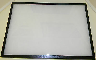 NEW SIZE Display Frame  #190BK - Extra Depth for Larger Collectibles !!
