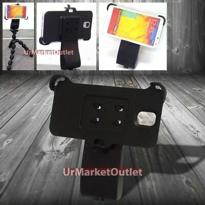 Smart Cell Phone Tripod Mount Holder Adapter Fit Samsung Galaxy Note 3 N9000