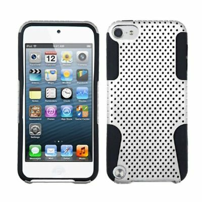 White/Black Astronoot Case Cover For APPLE iPod touch 6th 5th generation