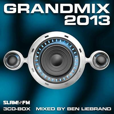 Ben Liebrand - Grandmix 2013  new 3 cd box   2013