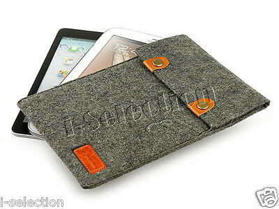 Ultra Premium Wool Felt Sleeve Case Cover Pouch for Samsung Galaxy Tab Note 8.0