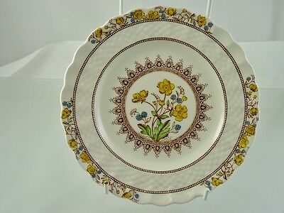 Buttercup 2/7873 Bread & Butter Plate By Copeland Spode