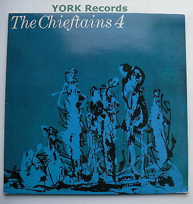 CHIEFTAINS - The Chieftains 4 - Excellent Condition LP Record CBS 82989