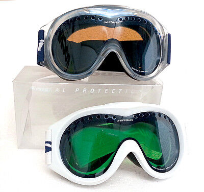 Serious Ski Snow Board Goggles Anti Fog Lens Different Colours Available WEA220