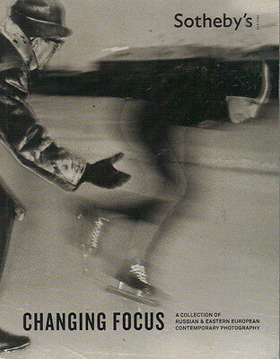 SOTHEBY'S CHANGING FOCUS Russian Eastern European Contemp Photography Catalog 13