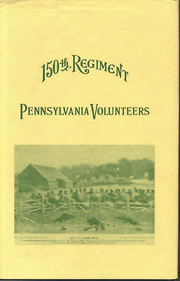 History of the 150th Pennsylvania.Vols-- The Bucktails
