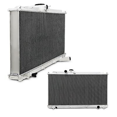 42mm TWIN CORE SPORT ALUMINIUM RADIATOR FOR LEXUS IS 200 IS200 GXE10 2.0 99-05