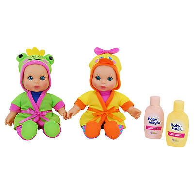 Baby Magic Baby Twins Color & Styles May Vary