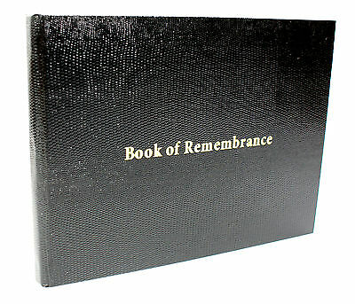 Memory Funeral Book / Book Of Condolence or Remembrance FL293