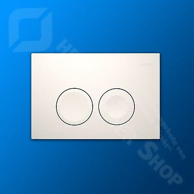 Geberit Push plate Delta 21 white od. chrome