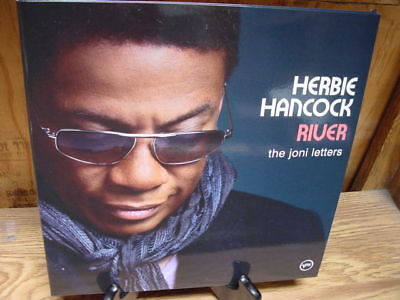 HERBIE HANCOCK RIVER VERVE RECORDS 2007 1ST EDITION LIMITED Sealed Jazz 2 LP SET
