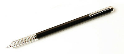 "Franklin-Christoph Model 22 ""Stockton""  Ballpoint - Black"