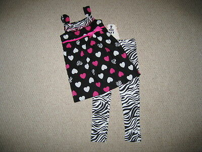 "NEW /""XOXO Heart Satin/"" Shorts Girls Clothes 4T Spring Summer Toddler Boutique"