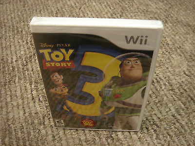 Toy Story 3: The Video Game  (Wii, 2010)