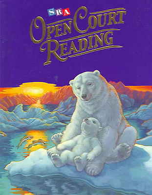 Open Court Reading By Bereiter, Carl/ Adams, Marilyn Jager/ Pressley, Michael...