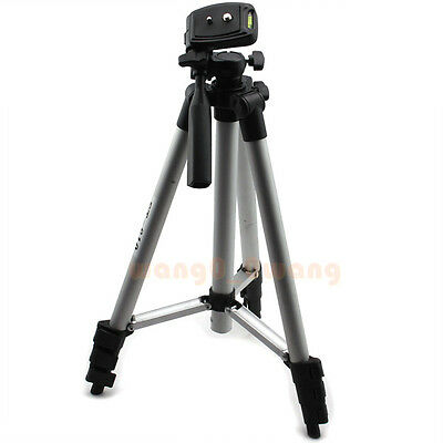Professional Tripod Stand Camera Holder for Canon Camera with Carrying Bag