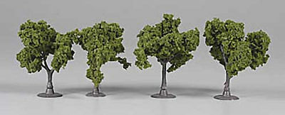 NEW Woodland Scenics Assembled Tree Medium Green 3  TR1504