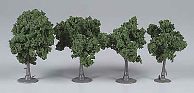 NEW Woodland Scenics Assembled Tree Dark Green 3  TR1505