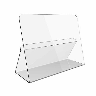 Cook Book Stands Kitchen Recipe Display Cookbook Clear Acrylic Holder