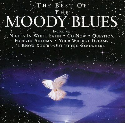 The Moody Blues ( New Sealed Cd ) The Very Best Of / Greatest Hits Collection