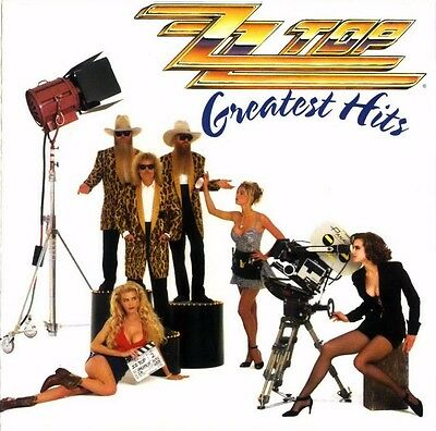 Zz Top ( New Sealed Cd ) 18 Greatest Hits / The Very Best Of / Collection