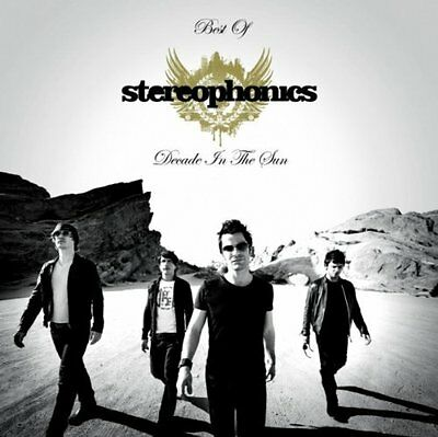 Stereophonics ( New Sealed Cd ) Decade In The Sun Very Best Of / Greatest Hits