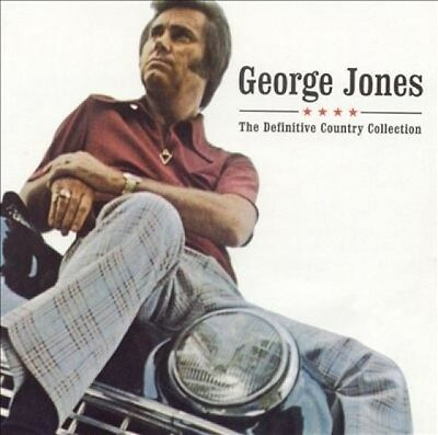 George Jones (New Cd) Definitive Country Collection / Greatest Hits Very Best Of