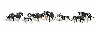 NEW Woodland Scenics Holstein Cows O A2724