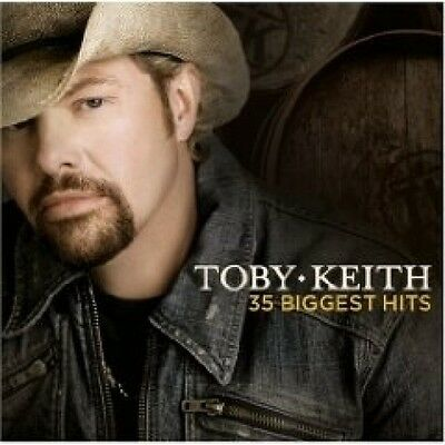 Toby Keith ( New Sealed 2 Cd Set ) 35 Biggest Hits / Very Best Of / Greatest