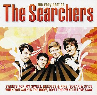 The Searchers ( New Sealed Cd ) The Very Best Of / 25 Greatest Hits Collection