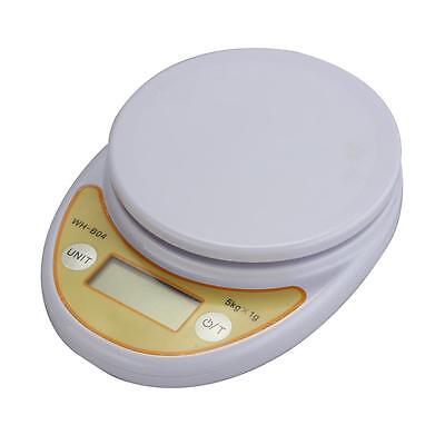5KG/11LB 1g Digital LCD Kitchen Food Cooking Diet Weight Postal Scale Household