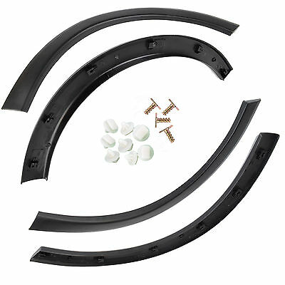 Pair of Right and Left Front Wheel Arch Wheel Trims With Sill for Corsa C
