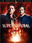Supernatural ~ Complete 5th Fifth Season 5 Five ~ BRAND NEW 6-DISC DVD SET