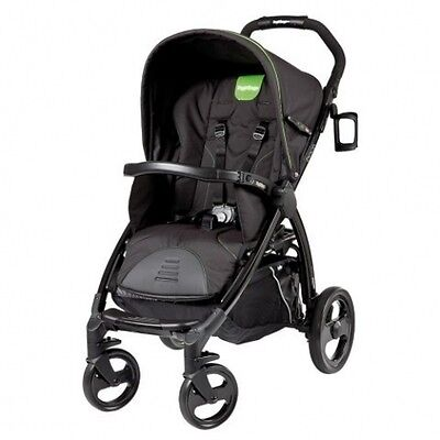 Peg Perego Book Stroller - Nero Energy - Brand New Model! Free Shipping!