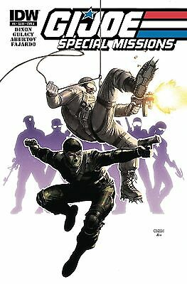 G.I. Joe Special Missions #4 (NM)`13 Dixon/ Gulacy (Cover A)