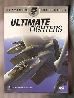 Military Dvd Box Set - Ultimate Aeroplane Fighters