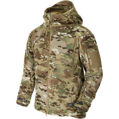Helikon Tex Patriot Heavy Fleece Jacket Camogrom Outdoor Jacke