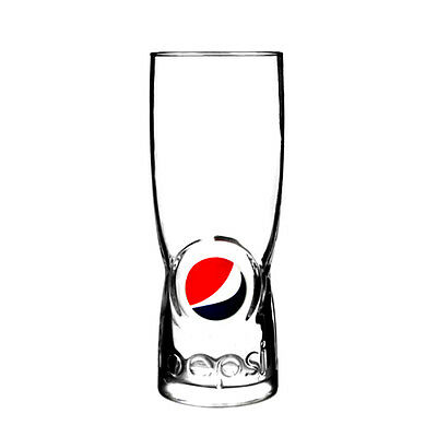 Personalised Classic Style Hiball 16oz Pepsi Drinking Glass, Engraved