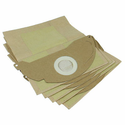 Karcher A2003 A2024 A2024PT Vacuum Cleaner Hoover Bags Dust Bags 5 Pack