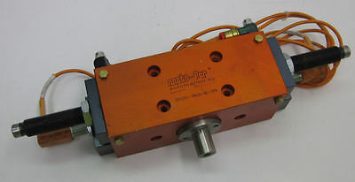 Meto-Fer ZD20/360-6-39 Rotary Actuator, 360°