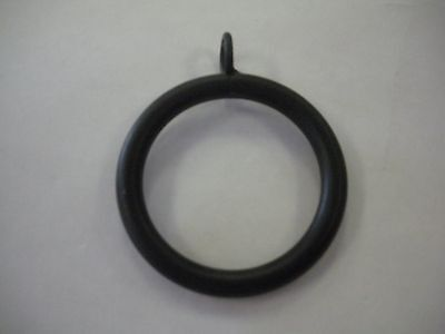 """Twisted Eyelet Iron Metal Ring I.D.1-1//2/"""" O.D.2/"""" for Drapery Rod Curtain Rod"""