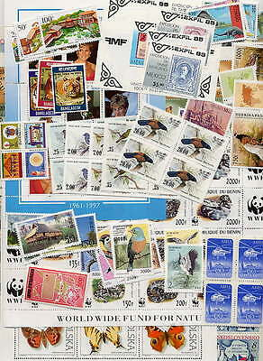 Huge Wholesale Dealer Stock Of Mint Stamps - $10,000.00 Value!!!!
