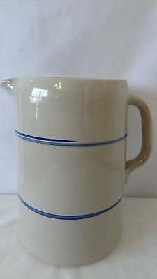 RRPCO 2000'S Robinson Ransbottom Pottery Co. Pouring Pitcher #G44