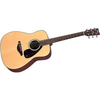 Yamaha FG700S Folk Acoustic Guitar Natural - Authorized Dealer! **BRAND NEW**