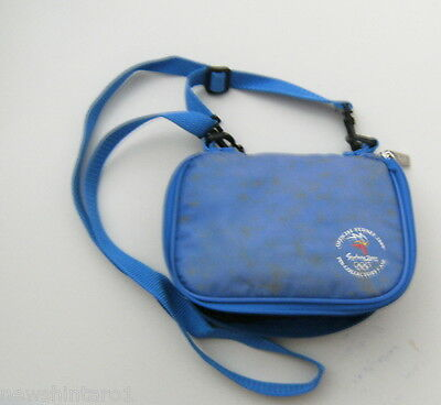 #t26.  Sydney 2000 Olympic Pin Collector Bag, 29 Pins