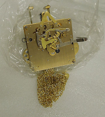 NEW  HERMLE GERMAN GRANDFATHER  CLOCK MOVEMENT 451-053/94 cm