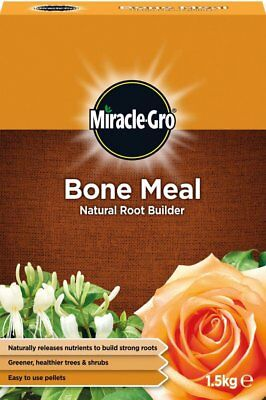 Miracle-Gro Bone meal Natural Root Builder - 1.5kg - Bonemeal