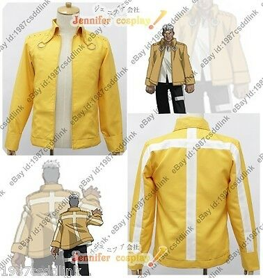 Fullmetal Alchemist Scar cosplay costume only jacket