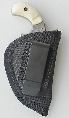 """Inside Pants Holster (IWB) for NORTH AMERICAN ARMS 22 LR 1 1/8""""  BARREL"""