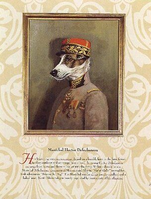 Smooth Fox Terrier - Vintage Dog Art Print - Poncelet